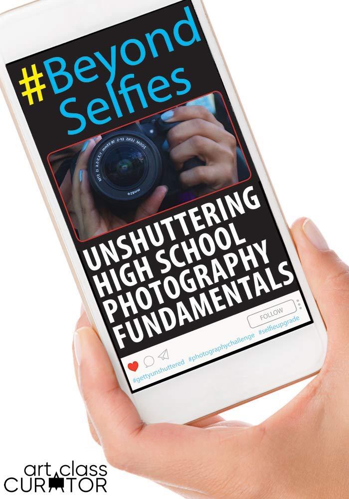 Selfies High School Photography