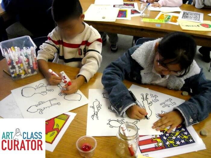 Art Class Curator - Free Supplies for your Classroom