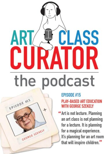 Play-based Art Education with George Szekely