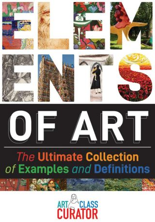 elements of art examples elements of art definitons
