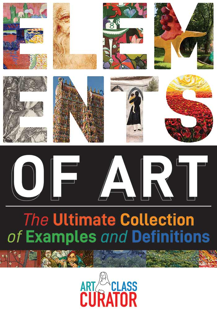 The Ultimate Collection of Elements of Art Examples and