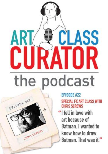 Special FX Art Class with Chris Screws