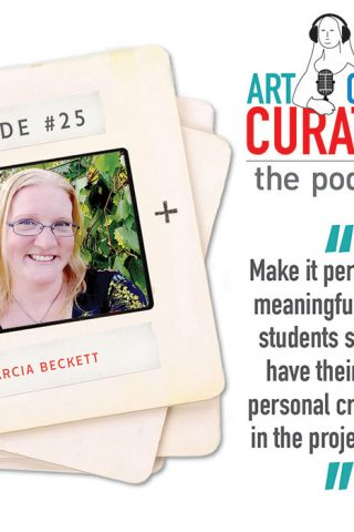 25: Art is Basic with Marcia Beckett