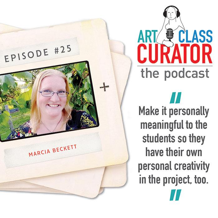 art class curator podcast