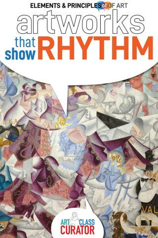 rhythm in art examples