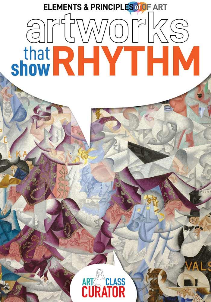 rhythm in art examples