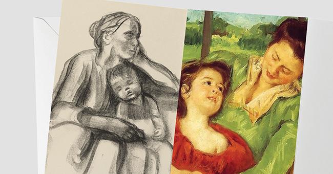 Free Art Worksheets! Motherhood in Art - Art Class Curator