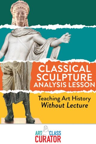 Classical Sculpture Analysis Lesson