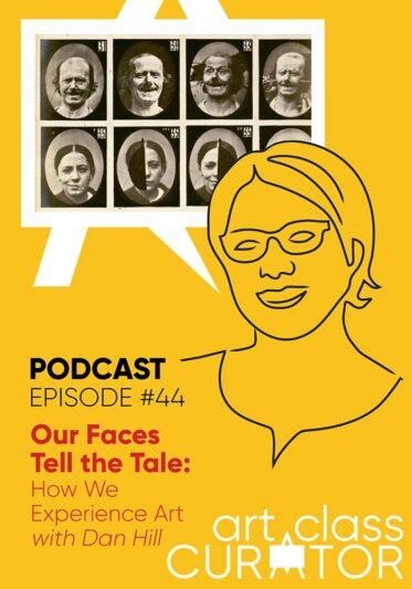 44: Our Faces Tell the Tale: How We Experience Art