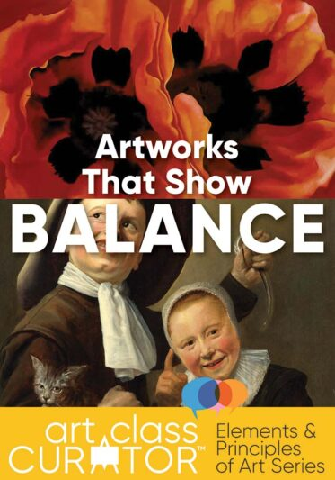 The Best Examples of Balance in Art: Symmetrical, Asymmetrical, and Radial