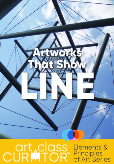 Artworks that Show Line