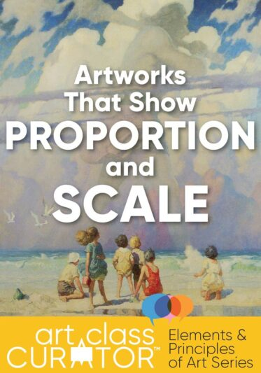 Proportion in Art: The Ultimate List of Proportion and Scale in Art Examples