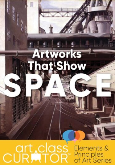 Artworks that Show Space