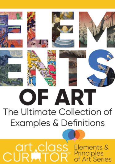 The Ultimate Collection of Elements of Art Examples and Definitions