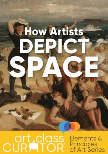 How Artists Depict Space