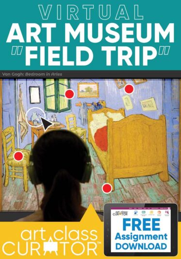 Virtual Art Museum Field Trip