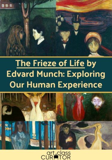 The Frieze of Life by Edvard Munch: Exploring Our Human Experience