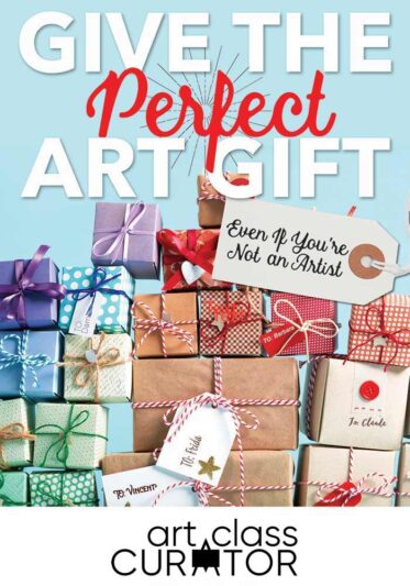 Give the Perfect Art Gift (Even if You're Not an Artist)