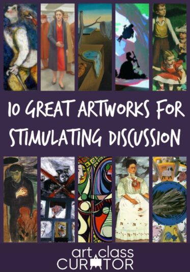 Artworks for Stimulating Discussion