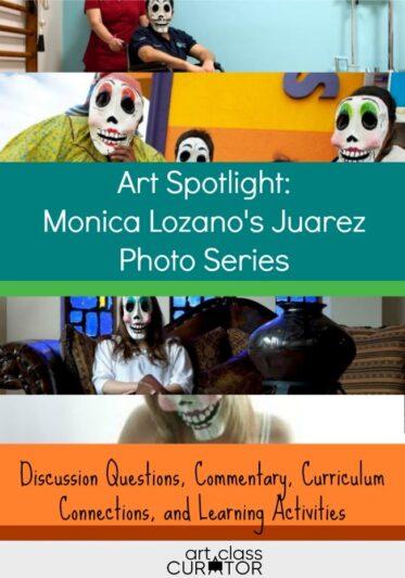 Art Spotlight: Monica Lozano's Juarez Series