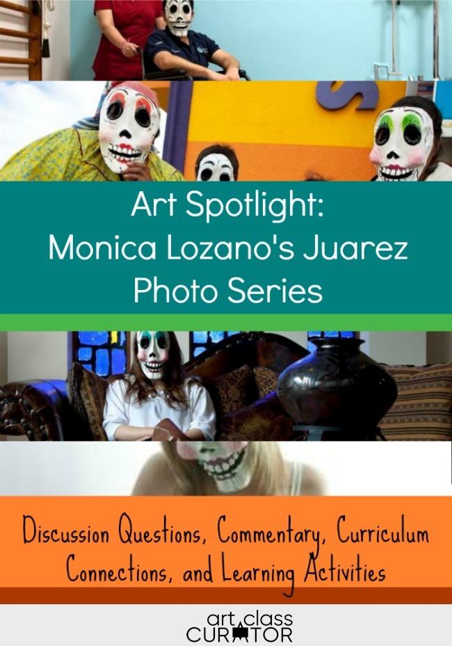 Artist Spotlight Monica Lozano Juarez photo series