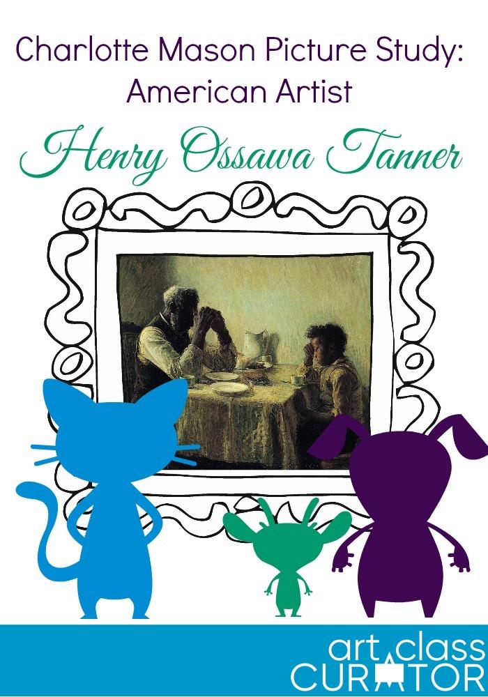 Charlotte Mason Henry Ossawa Tanner