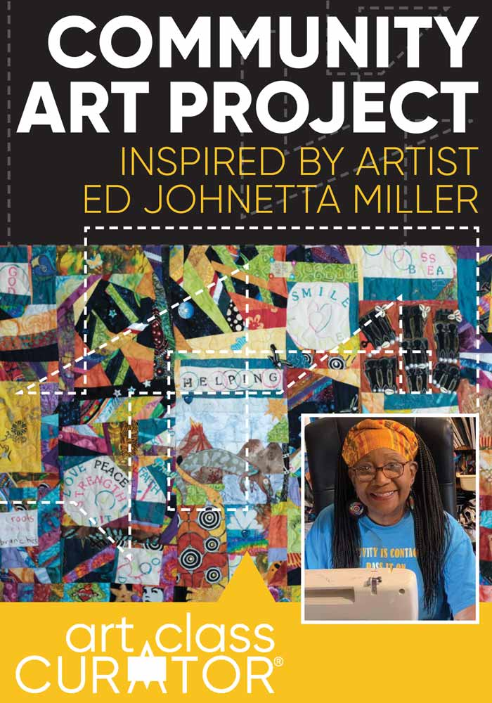 community art project Archives - Art Class Curator