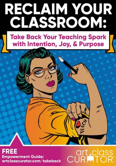 Reclaim Your Classroom: Take Back Your Teaching Spark with Intention, Joy, and Purpose