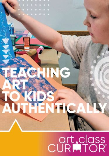 Teaching Art to Kids Authentically