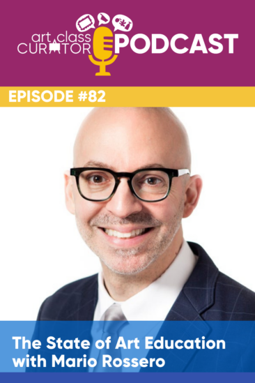 The State of Art Education with Mario Rossero