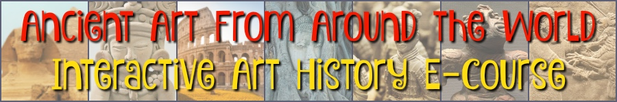Ancient Art Course Banner