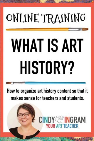 Online Training: What is Art History?