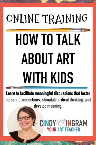 Online Workshop: How to Talk About Art with Kids
