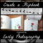 High School Photography Lesson and Flip books for kids Muybridge - Square