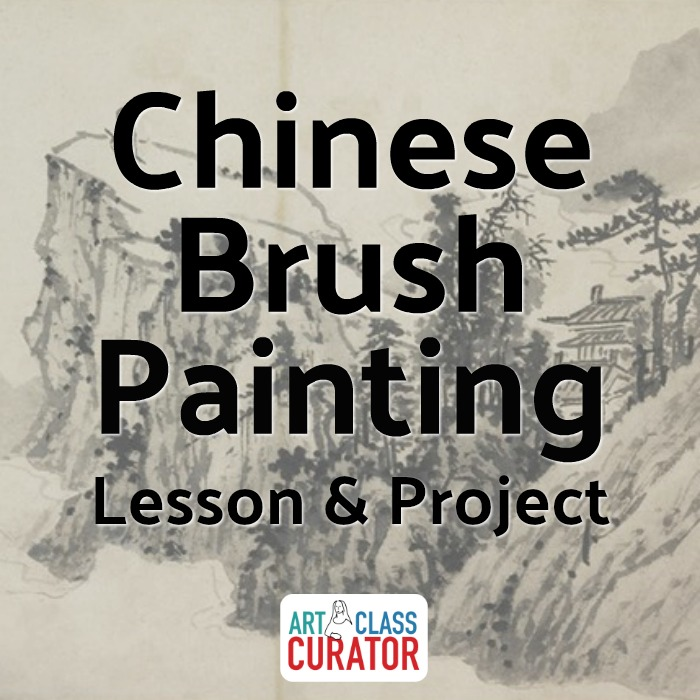 Chinese Brush Painting Lesson