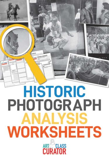 Photograph Analysis Worksheet and Learning Activities