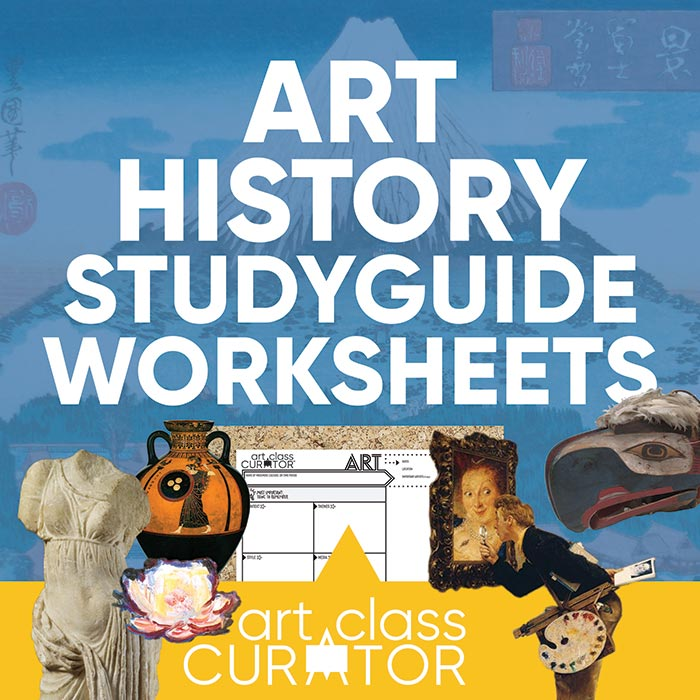 Art History Study Guide Worksheet