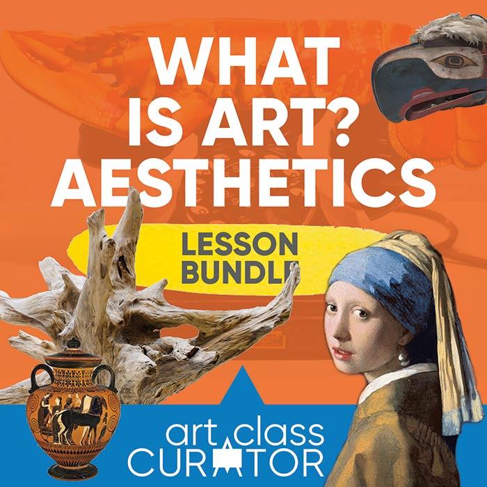 Aesthetics Lesson Bundle