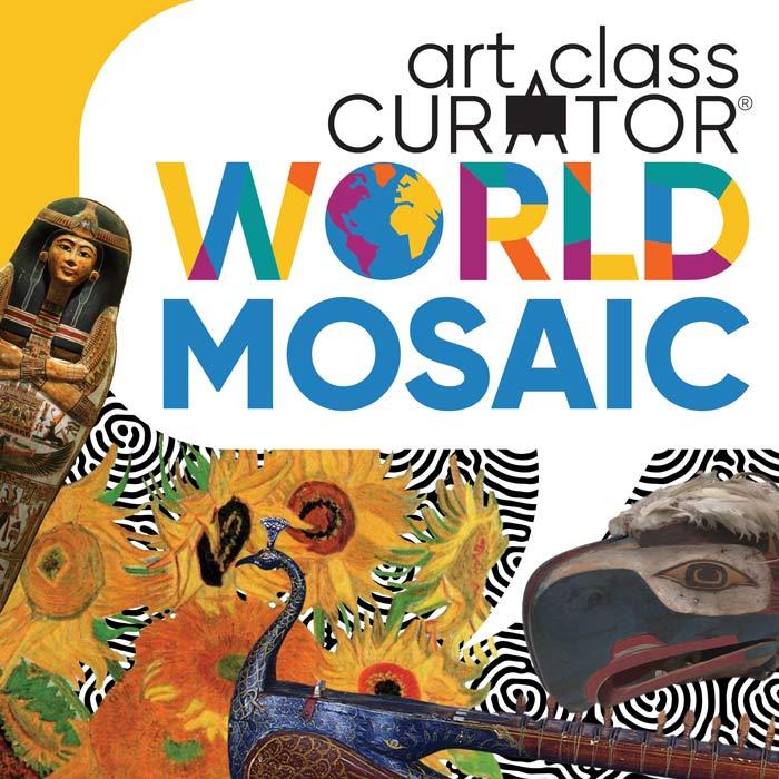 World Mosaic Elementary Curriculum on Nasco Educate